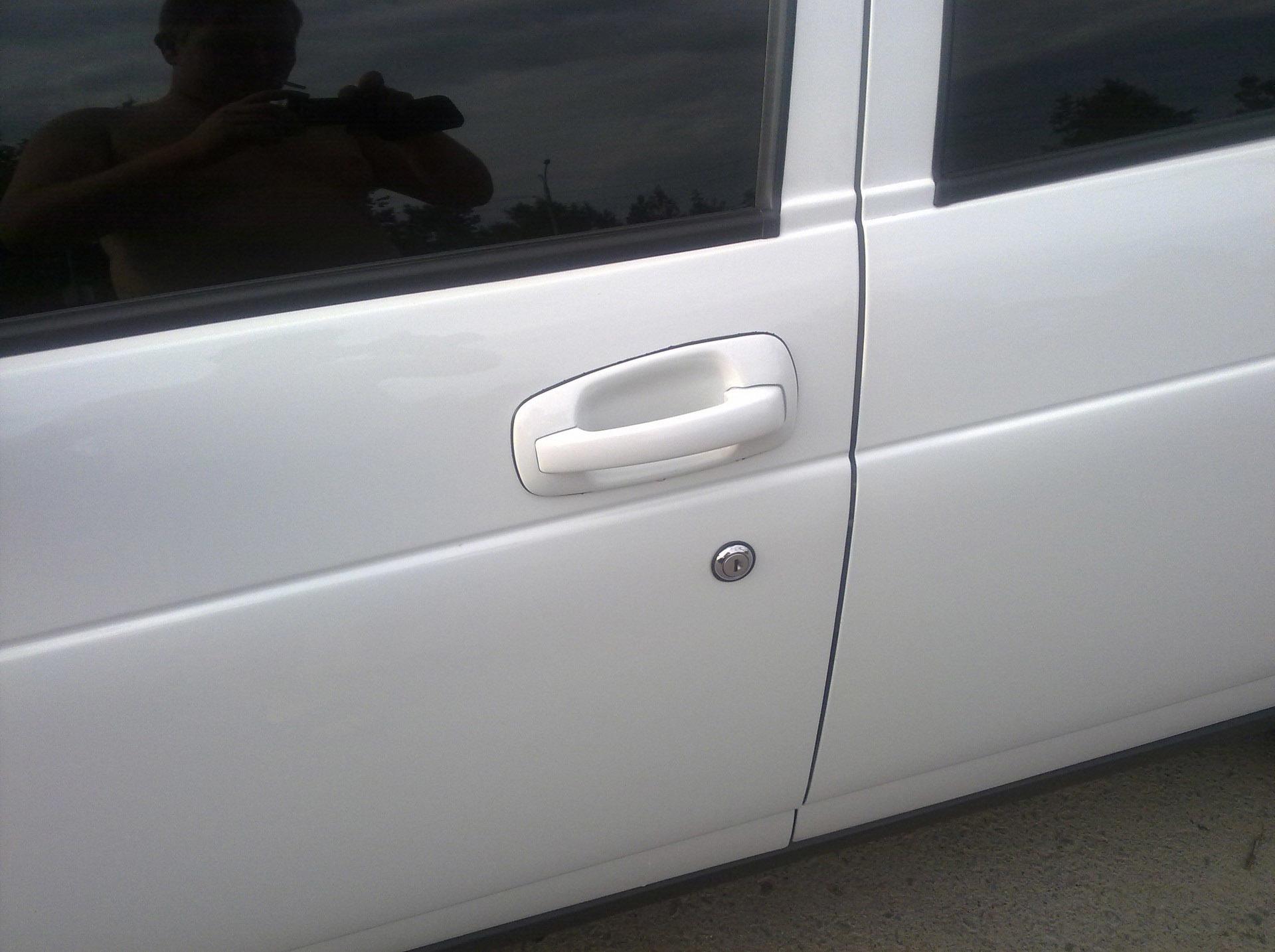 Евроручки дверей на ВАЗ 2110-12, Приора 1, Приора SE