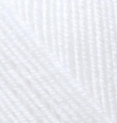 Купить Пряжа Alize SUPERLANA KLASİK Код цвета 055 | Интернет-магазин пряжи «Пряха»
