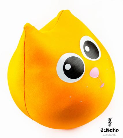 Подушка-игрушка антистресс «Кот Огонь» 4