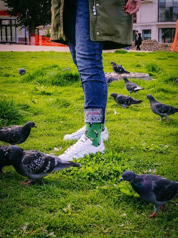 Носки Toucan