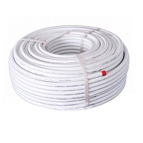 Металлопластиковая труба Pexal 16 мм состоит из трех слоев пищевого пластика предназначена для монтажа систем водоснабжения и отопления, и пригодны для применения пищевого водоснабжения. Простая и удобная схема монтажа, долговечна в использовании и имеет ряд преимуществ по сравнению с другими трубами            Технические характеристики:  Толщина стенки 2,25 мм Толщина алюминиевого слоя 0,24 мм Объем жидкости в 1 м.п. 0,201 Коэффициент теплопроводимости 0,43Вт/м2