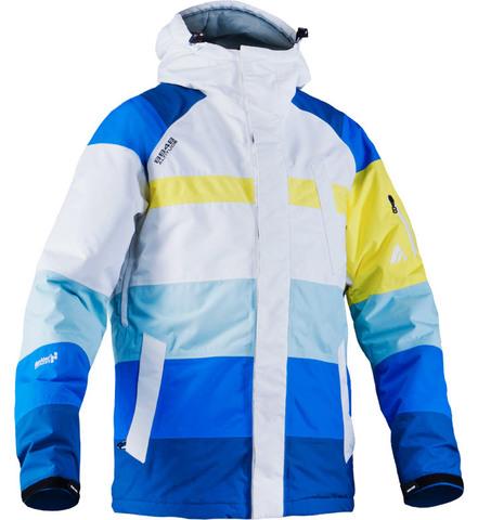 Куртка горнолыжная 8848 Altitude Mels Turquoise мужская
