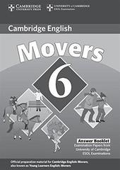C Young Learners Eng Tests 6 Movers  Ans Booklet