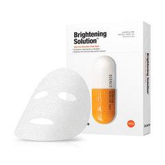 Dr.Jart+ Dermask Micro Jet Brightening Solution – Детокс маска для лица выравнивающая тон кожи