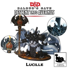 D&D Descent into Avernus - Lucille