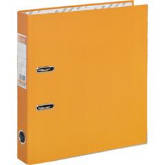 Папка с арочн.мех.BANTEX ECONOMY PLUS, 50мм, оранжевый