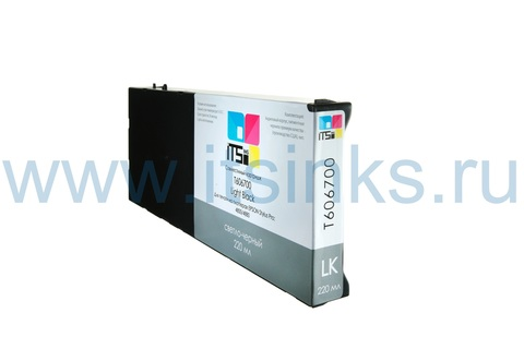 Картридж для Epson 4800/4880 C13T606700 Light Black 220 мл