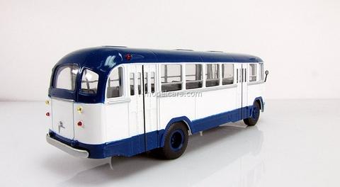 LIAZ-158 blue-white Classicbus 1:43