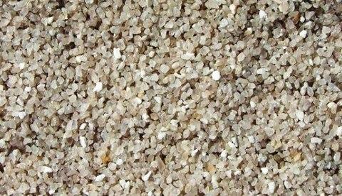 Кварцевый песок 2-5мм (25кг)