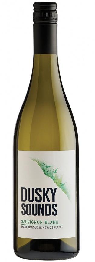 Вино Даски Саундс Совиньон Блан белое сухое защищ.географ.указ.рег.Мальборо 0,75л.
