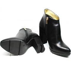 Ботильоны женские Jina 5992 Black