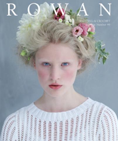 Журнал ROWAN №49