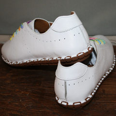 Туфли кроссовки Evromoda 19604 White