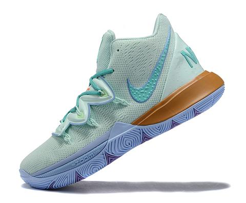 Nike Kyrie 5 'Squidward'