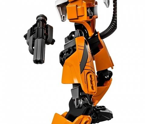 LEGO Star Wars: По Дамерон 75115 — Poe Dameron — Лего Звездные войны Стар Ворз