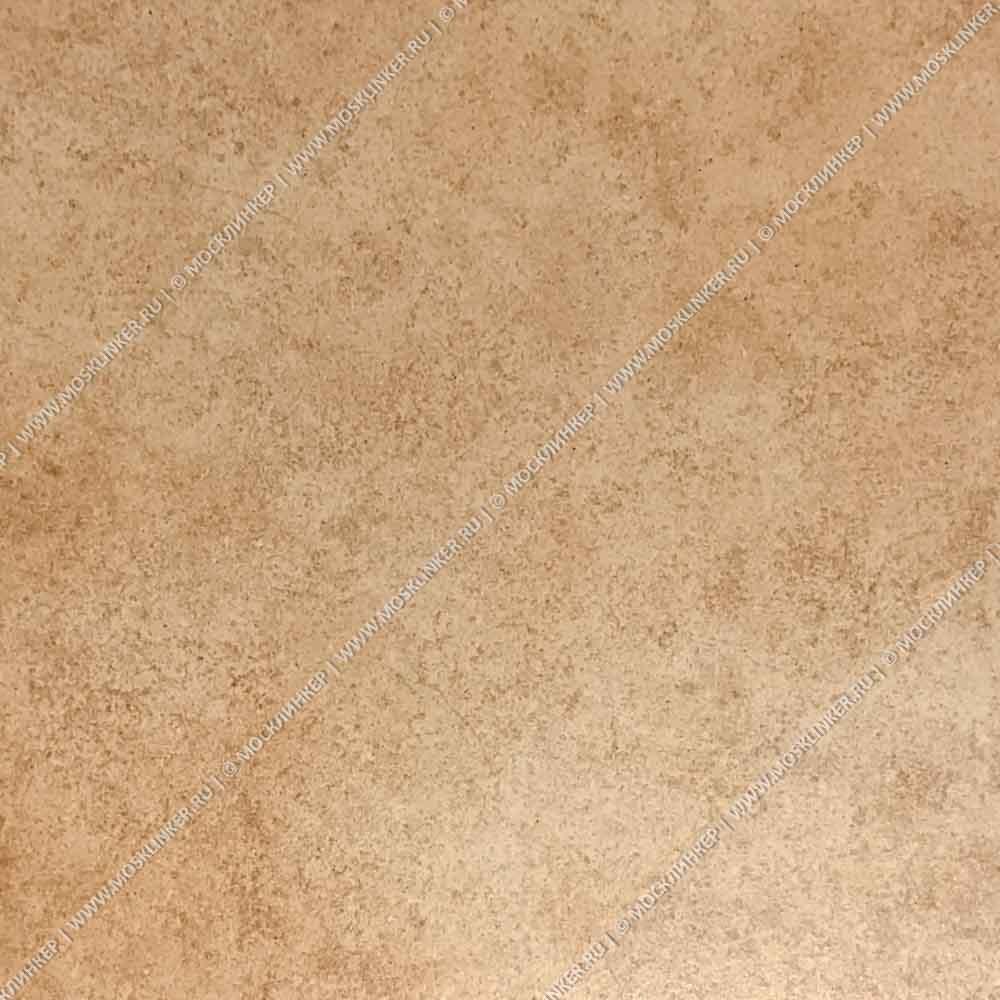 Interbau - Nature Art, Gold braun/Золотисто-коричневый 360x320x9,5, цвет 113 - Клинкерная ступень - флорентинер