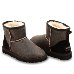 UGG Classic Mini Bomber Black Men