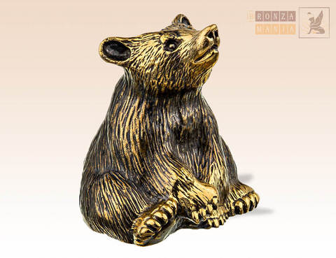 колокольчик Медведь