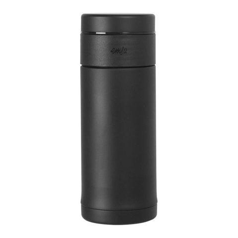 Термокружка Emsa Mobility Slim (0,42 литра), черная