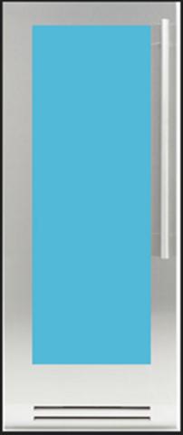Холодильник для шуб Fhiaba KS7490FW 6 (правая навеска)