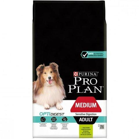 Purina Pro Plan Medium Adult сanine Sensitive Digestion Lamb and rice dry 18 кг