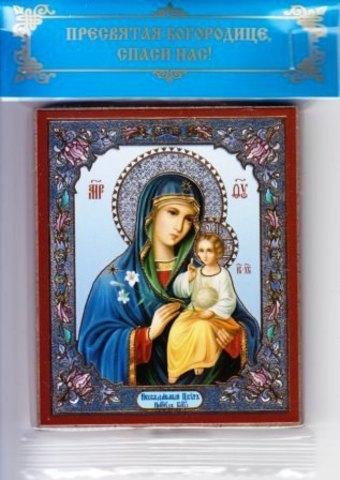 Икона Божией Матери Неувядаемый цвет сж
