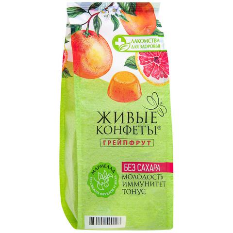 Мармелад Лакомства для здоровья Сладости для стройности Грейпфрут 170 г