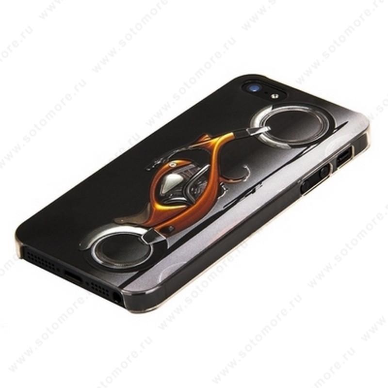 Накладка Sotomore для iPhone SE/ 5s/ 5C/ 5 вид 125