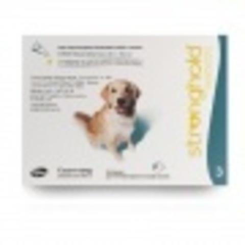 Стронгхолд капли на холку для собак 20-40кг (1 пипетка)