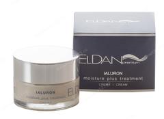 Крем с гиалуроновой кислотой (Eldan Cosmetics | Premium Hyaluronic Line | Cream Ialuron ), 250 мл