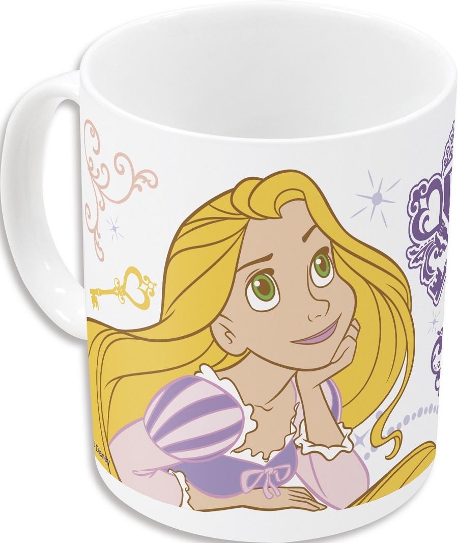Принцесса Диснея Рапунцель Кружка керамическая — Cup Rapunzel