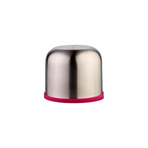 Термос Biostal Flër (0,75 литра) с силиконовой вставкой, розовый