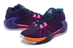 Nike Zoom Freak 1 PE 'Purple/Black/Orange'