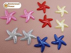 Декор пластиковый Морские звезды № 2