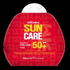 Крем солнцезащитный SPF50+ | 100 мл | Cafe Mimi
