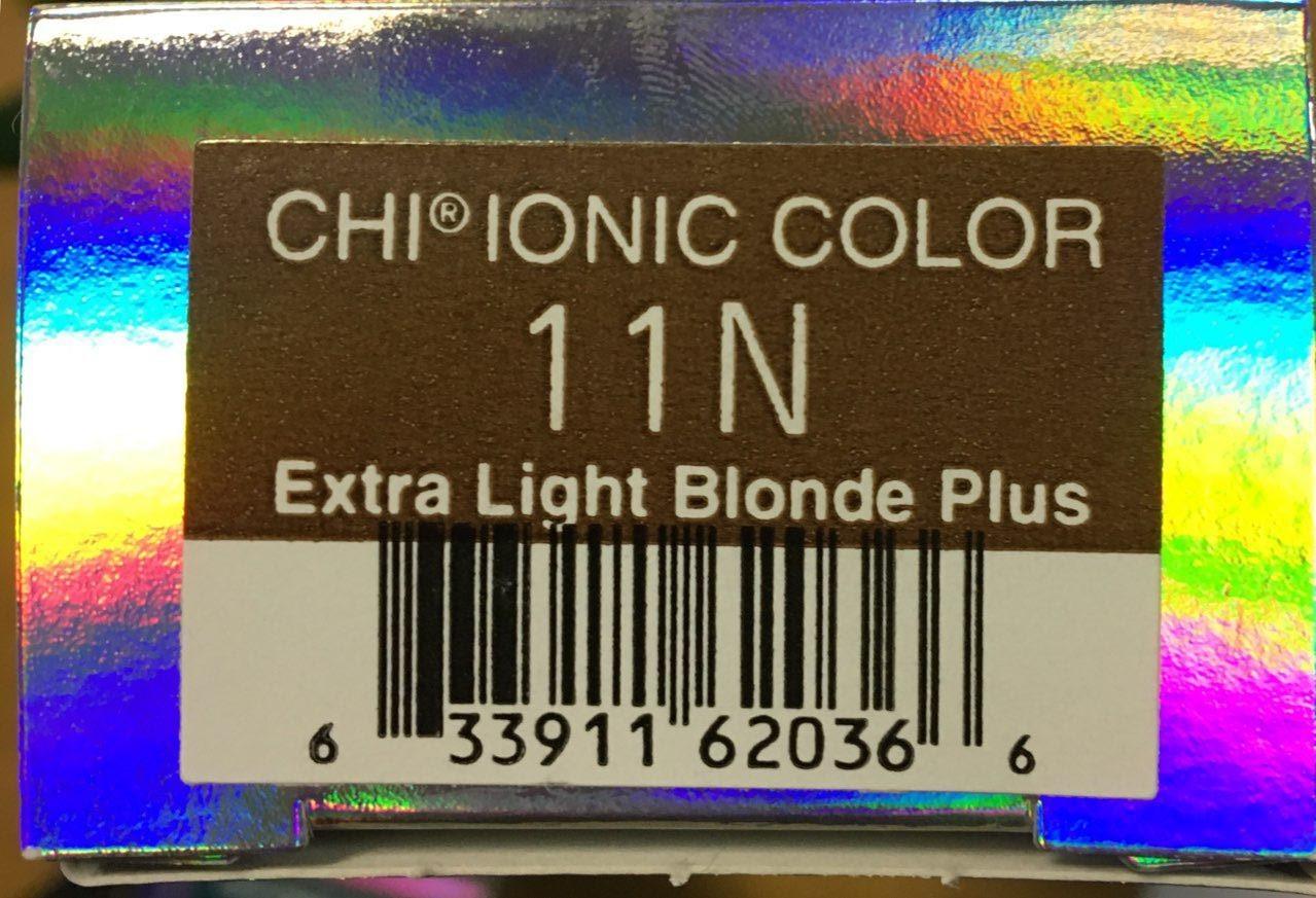 Крем-краска CHI Ионик 11 N 85 гр