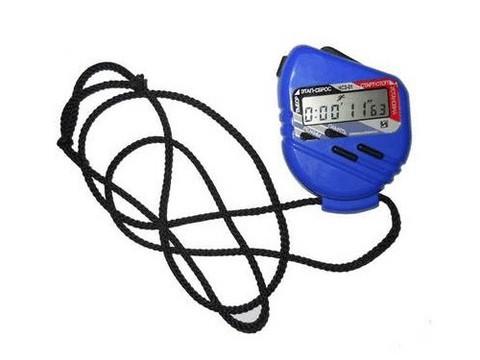 Часы-секундомер электронный