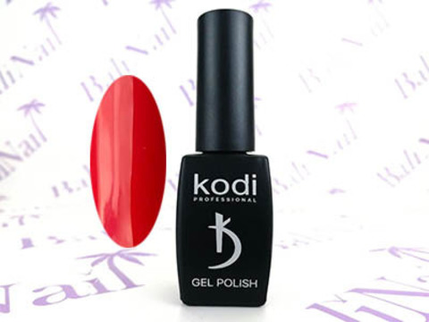 KODI, 01R Гель лак RED Gel Polish, 8 мл