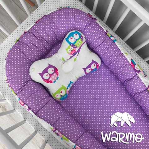 Кокон (гніздечко) для новонароджених Warmo ™ СОВИ