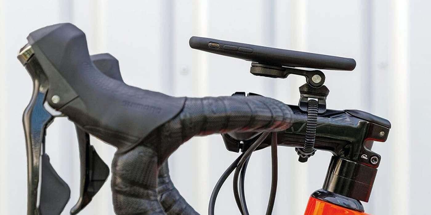 Набор SP Bike Bundle II UNIVERSAL CASE (размер L) крепление со смартфоном