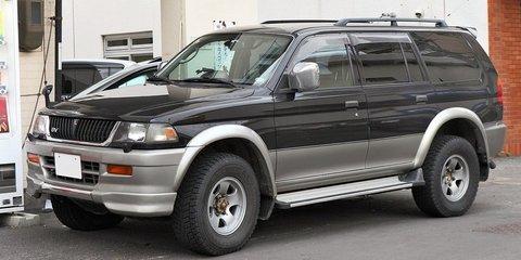 Задняя Пневмоподвеска Mitsubishi Challenger