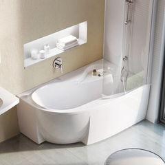 Акриловая ванна Ravak Rosa 95 C571000000 160х95 L белая