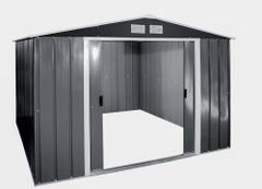 Металлический сарай Duramax 10х10 (ГхШ 3,0м x3,2м)