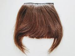 челка шатен магазин волос купить