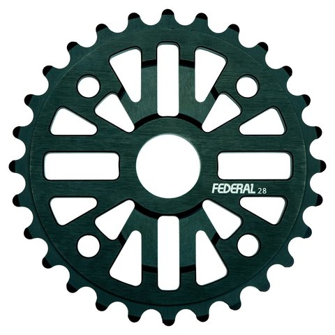 BMX Звезда Federal Command Sprocket 25T Black