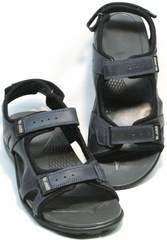 Спортивные сандали мужские трекинговые Mi Lord 2066EKO Blue.