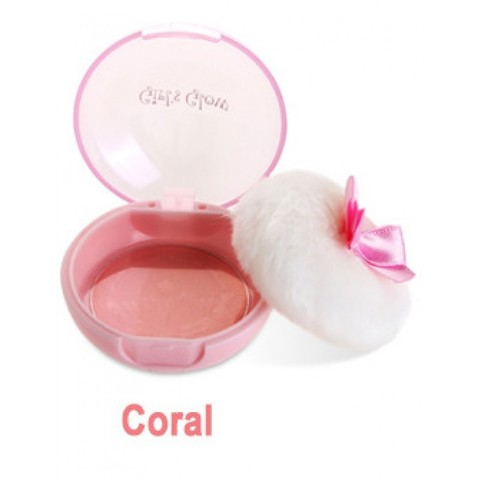 BAVIPHAT (URBAN DOLLKISS) Румяна 03 Baviphat Innocent Girl's Blusher #3 Coral 5гр