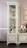 Шкаф-витрина ПАТРИСИЯ  1-но створчатая корень крем глянец