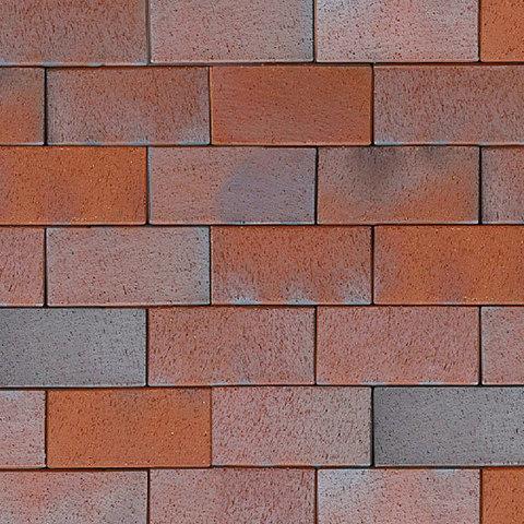 ABC Opalblau-geflammt, 200x100x52 - Тротуарная клинкерная брусчатка
