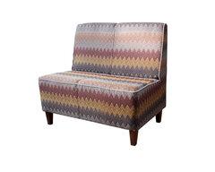 Денвер с кантом диван 2-местный